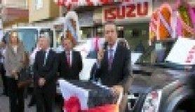 Anadolu Isuzu Antalya'da şimdi daha da güçlü