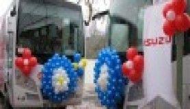 Anadolu Isuzu'dan Metro Turizm'e 22 adet Novo Lux