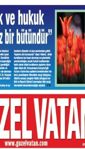 Güzel Vatan E-Gazete Sayı:56