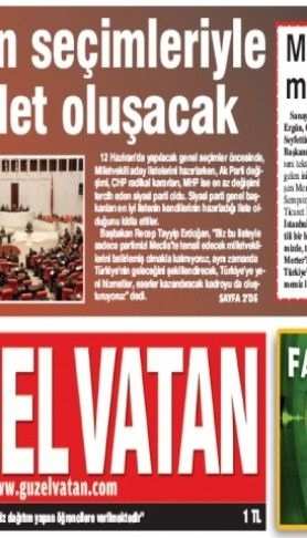 Güzel Vatan E-Gazete Sayı:50