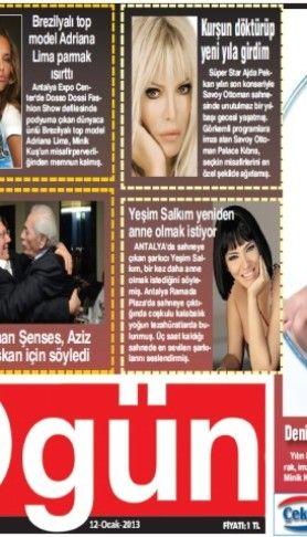 Ogün Gazetesi sayı:160
