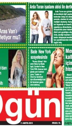 Ogün Gazetesi sayı:156