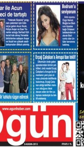 Ogün Gazetesi sayı:170