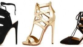 Öne çıkan ayakkabılar Aquazzura'dan