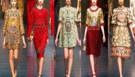 Dolce & Gabbana 'Milano Moda Haftası'nda tam not aldı!