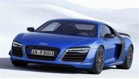 Audi lazer farlı R8 LMX'i tanıttı