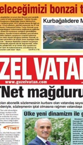 Güzel Vatan E-Gazete Sayı:70