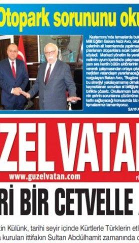 Güzel Vatan E-Gazete Sayı:72