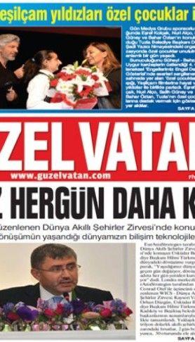 Güzel Vatan E-Gazete Sayı:73