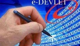 E Devlet Şifresi ile yapılan sorgulama işlemleri