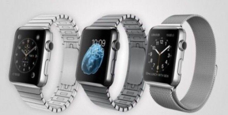 İşte Apple'ın ilk akıllı saati
