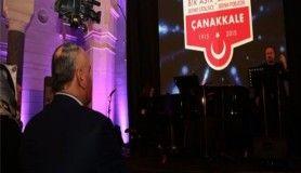 Ümraniye Belediyesi Balkanlar'da Çanakkale Zaferi'ni kutladı