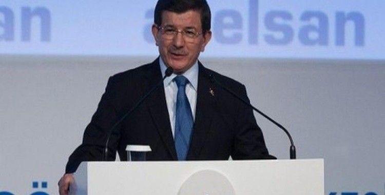 Başbakan Davutoğlu, il başkanlarıyla biraraya geldi