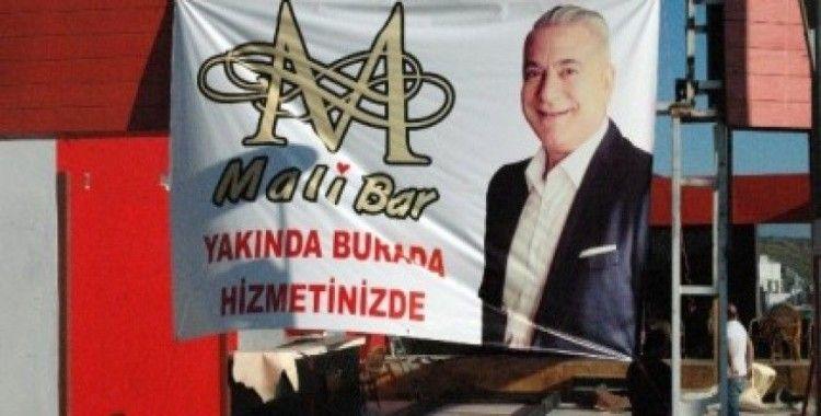 Mehmet Ali Erbil, Bodrum'da eğlence mekanı açıyor