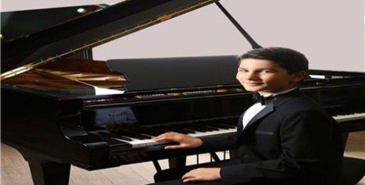 Bahar konserleri Kaan Baysal ile devam ediyor