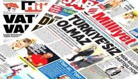Gazeteler bugün ne yazdı?..