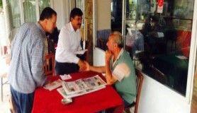CHP'li Moroğlu, köylerde vatandaşla buluştu