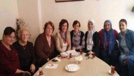 Eskişehirli Ülkücü kadınlara Milliyetçilik konulu seminer