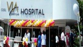 Özel Via Hospital Selimiye'ye nasıl giderim ?