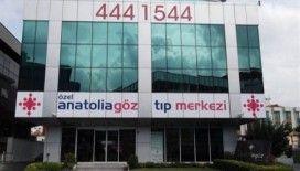 Özel Anatolia Göz Merkezi'ne nasıl giderim ?