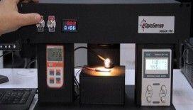 'Güneş pili araştırmalarına ışık tutacak' yerli cihaz üretildi