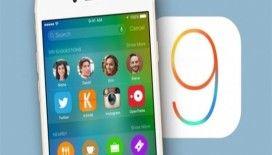 iOS 9 kullanım oranları