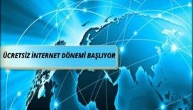 Türkiye'nin 'Ücretsiz İnternet' dönemi başlıyor