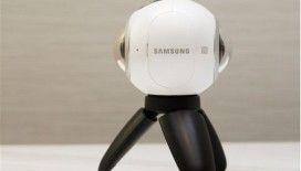 60 derece sanal gerçeklik kamera deneyimi, Gear 360