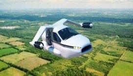 Uçan otomobil TF-X 2018'de havalanacak