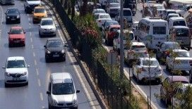 Trafiğe kayıtlı araç sayısı 20 milyon 98 bin 994