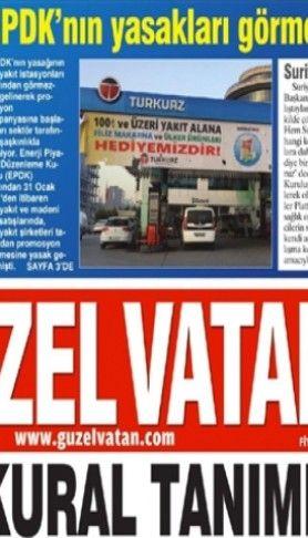 Güzel Vatan Gazetesi Sayı:83