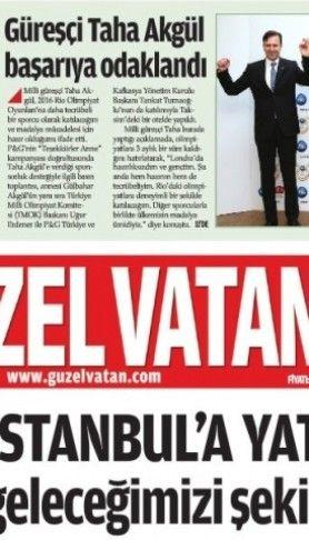 Güzel Vatan Gazetesi Sayı:85