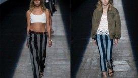 Sezonun trendi çizgili pantolonlar