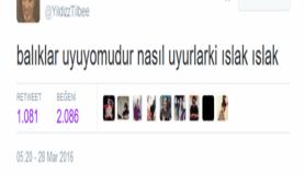 Yıldız Tilbe'den beyin yakan tweetler