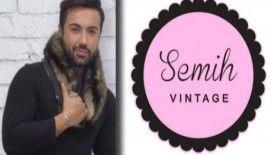 Semih Vintage Showroom'unu Nişantaşı'nda açtı