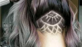 Undercut dövme çılgınlığı