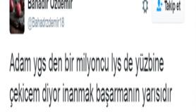 LYS mağdurlarından acıklı tweetler
