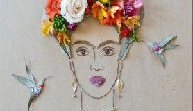 Çiçeklerden yaratılan kadınlar