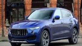 Maserati Levante'nin Türkiye'de teslimatlarına başlandı