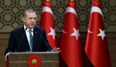 Erdoğan'a 'anayasa taslağı' soruldu