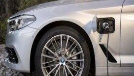 BMW'den elektrikli canavar