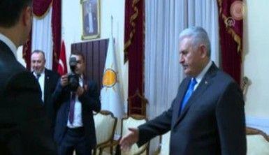 Başbakan, basın kuruluşlarının temsilcileri ile bir araya geldi