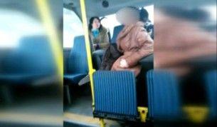 Başörtülü kıza saldırdılar
