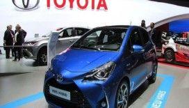Toyota Türkiye'nin hibrit hedefi