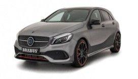 Brabus ile yeni Mercedes