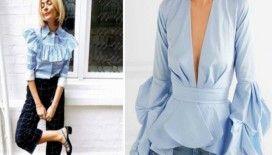 Nostaljik moda; Fırfır