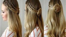 Trend örgülerle saçlarınızda tarz yaratın!