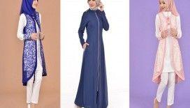 Tesettür giyiminde Ferace ve Tunik modası