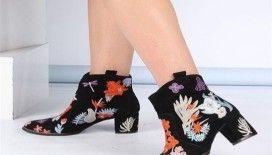 Nakışlı ayakkabılar ile nostalji