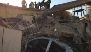 İtalya'da deprem, 2 ölü, 39 yaralı